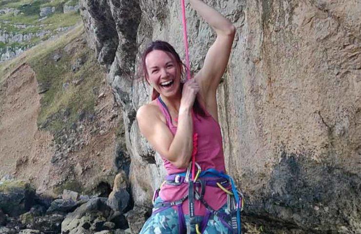 Emma Twyford klettert mit Big Bang als erste Britin eine 9a-Route