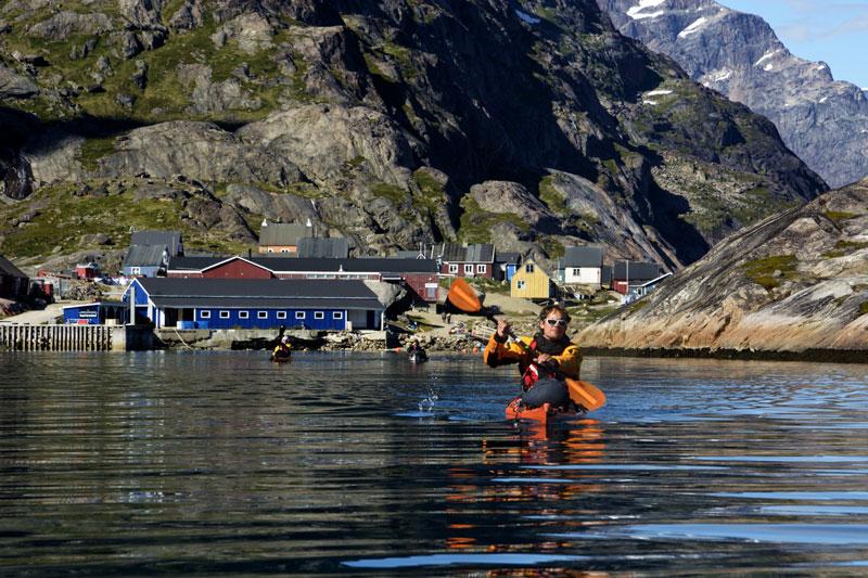 Expedition Greenland Silvan Schüpbach