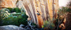 Fred Nicole und Giuliano Cameroni begehen die schwerste Kletterroute Südafrikas: Legacy (9a)