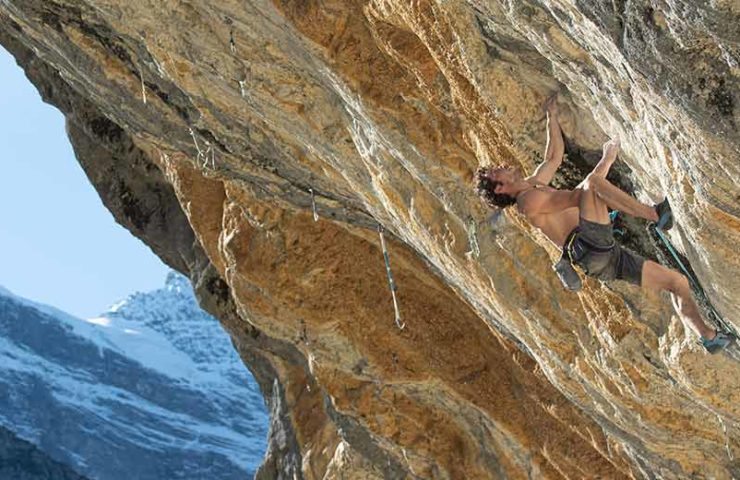 Alexander Rohr scores Jungfraumarathon (9a) and reaches for the stars