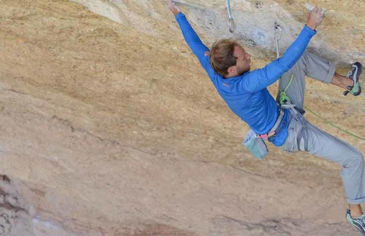 Jonas Schild klettert mit Victimes del Futur erstmals 9a