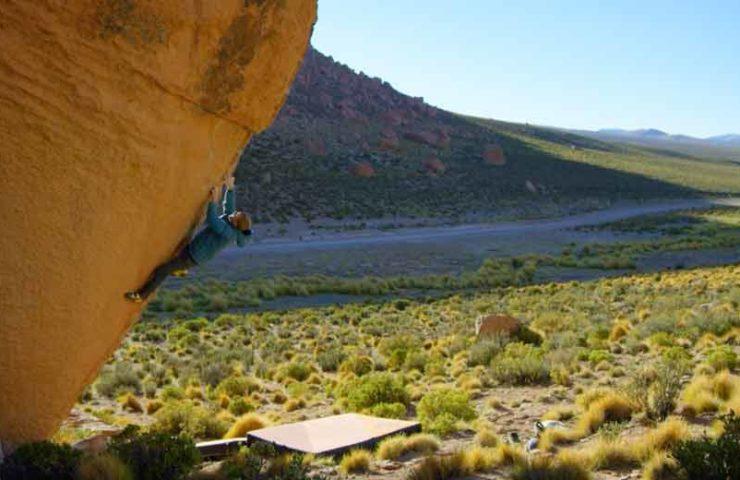 Nalle Hukkataival: la escalada real de una roca es secundaria