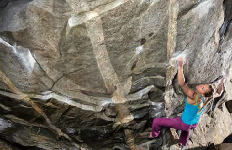 The Bouldering Guide for Brione is here - Verzasca Boulder