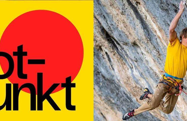 Climbing movie Rotpunkt - Alex Megos