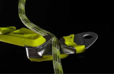 Safe-climb-spite-weight difference-with-the-ohm on-Edelrid