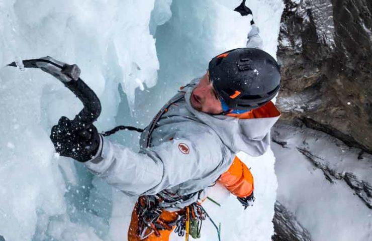 Paradice: estreno de la película de escalada en hielo con Nicolas Hojac, Jonas Schild y Stephan Siegrist