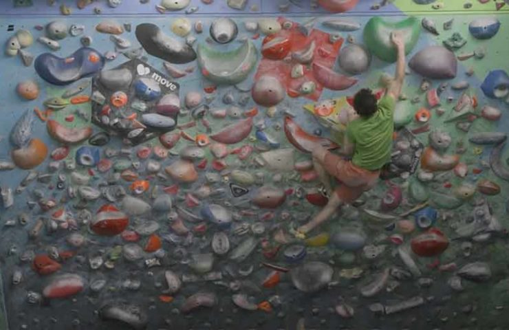 Adam Ondra's tip: A specific training wall belongs in every climbing hall
