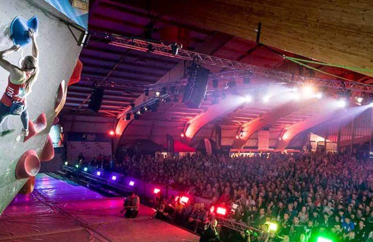 Boulder-Weltcup 2020 in Meiringen: Infos, Tickets und mehr