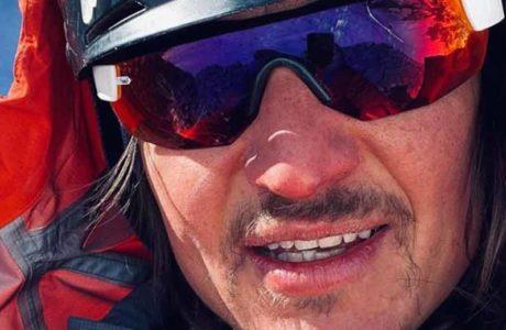 Simon Gietl: Erste Solo-Integral-Traverse der Drei Zinnen im Winter