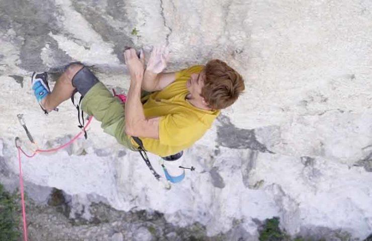 Vídeo sobre la primera ascensión de una de las rutas más difíciles del mundo: La Rage d'Adam (9b / +)