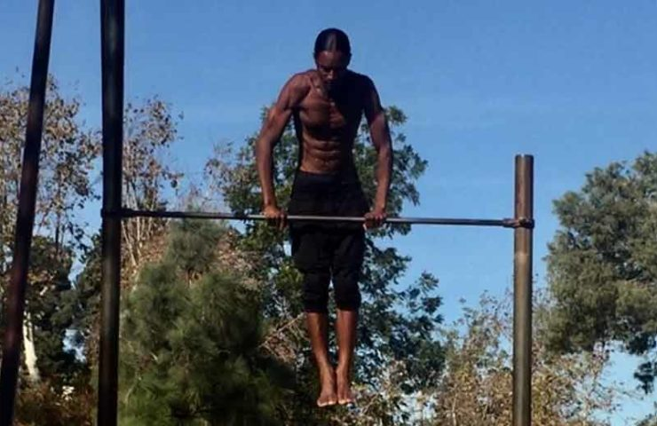 Why the muscle-up exercise helps you climb