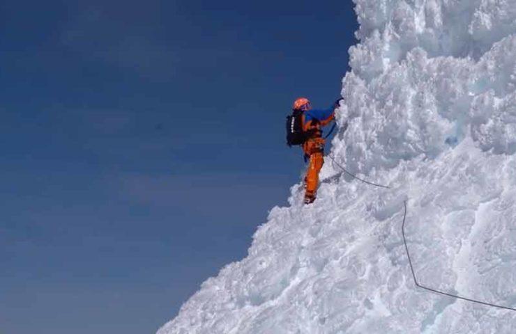 Reportage: Erstbegehung von Stephan Siegrist, Nicolas Hojac und Lukas Hinterberger in Patagonien.