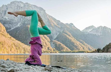 Yoga series: We show you the best yoga exercises for climbers and boulderers