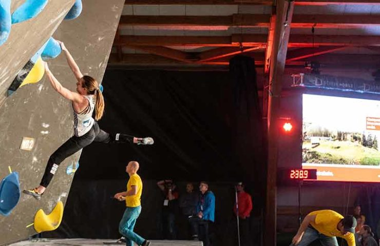 IFSC postpones three more competitions