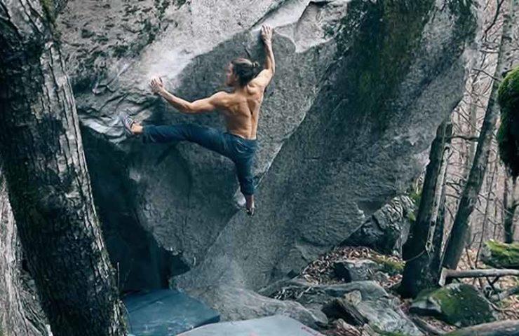 Jonas Winter mit Erstbegehungen im Val Bavona: Enkidu & La Peregrina