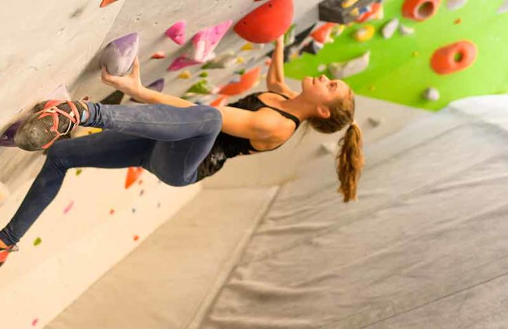 Perfekt fürs Indoor-Klettern: Der Solution Comp von La Sportiva