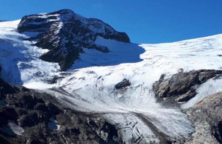 Studie: Fünf Gletscher veränderten sich nicht in ihrer Länge