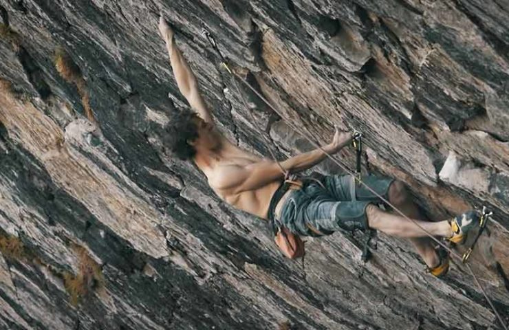 Video: Adam Ondra's versucht 9a flash zu klettern