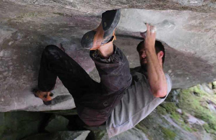 8 Übungen bei Ellbogenproblemen von Kletterern