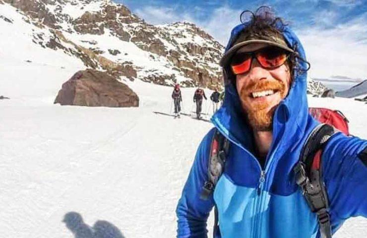 Alpinista Matteo Bernasconi herido de muerte