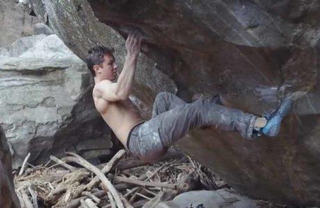 Daniel Woods and Matty Hong on a Ticino trip: Stone Spirit