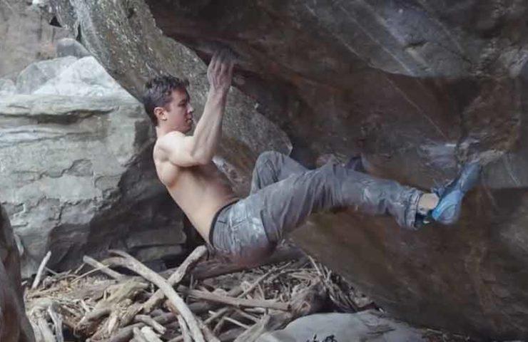 Daniel Woods und Matty Hong auf Ticino-Trip: Stone Spirit