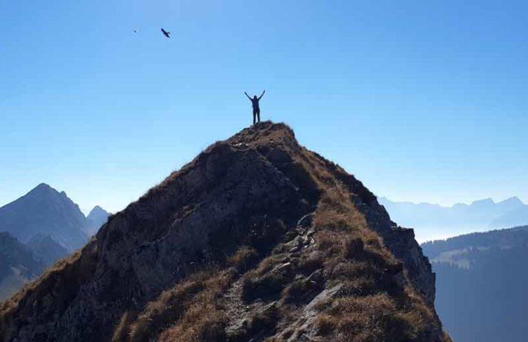 Der erste Secondhand-Shop für Bergsportartikel der Schweiz: 2nd Peak