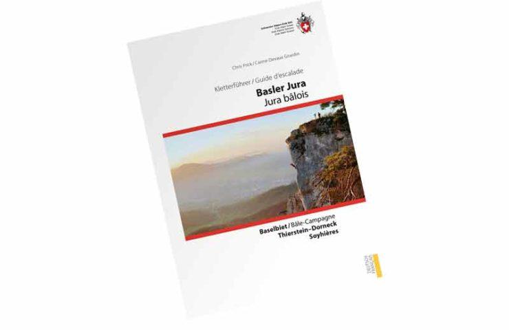 Neuer Kletterführer erhältlich: Basler Jura