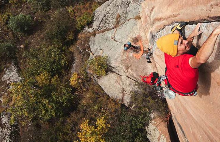 Unknown Factors: climbing film with Jacopo Larcher, Siebe Vanhee, Matty Hong and the Pou brothers