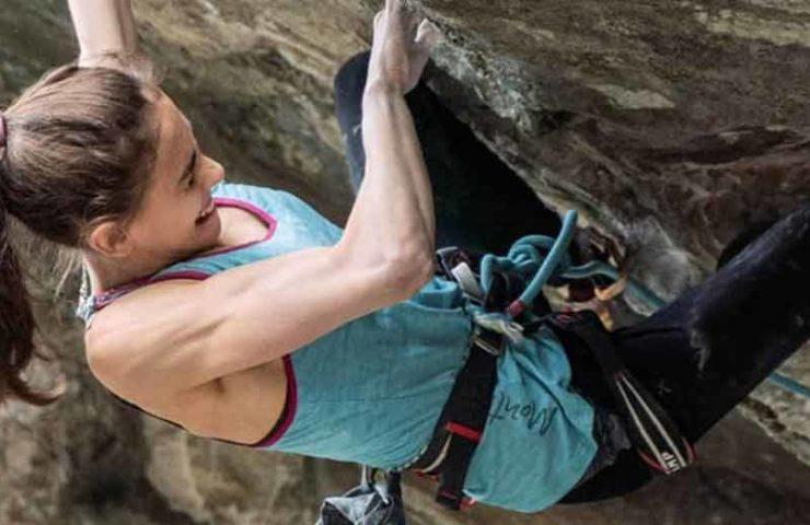 Laura Rogora klettert mit Underground schon wieder eine 9a-Route