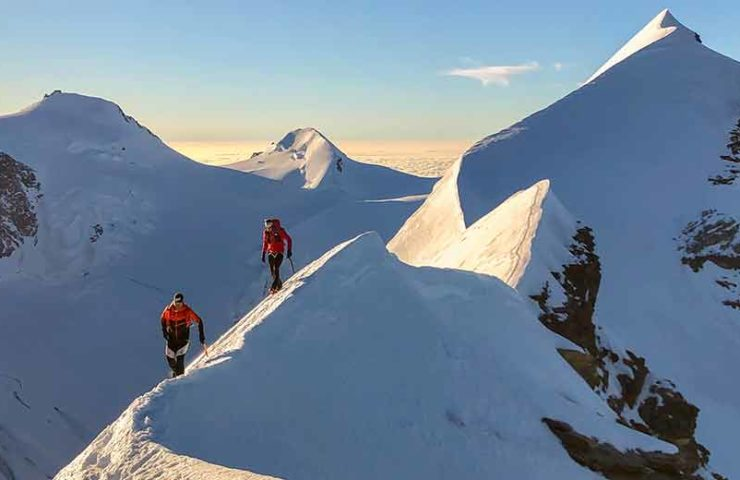20 picos en medio día: Nicolas Hojac y Adrian Zurbrügg rompen el récord