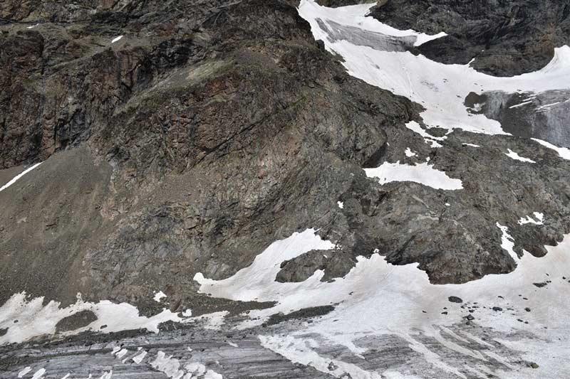 34-Jährige Kletterin am Piz Bernina tödlich verunglückt
