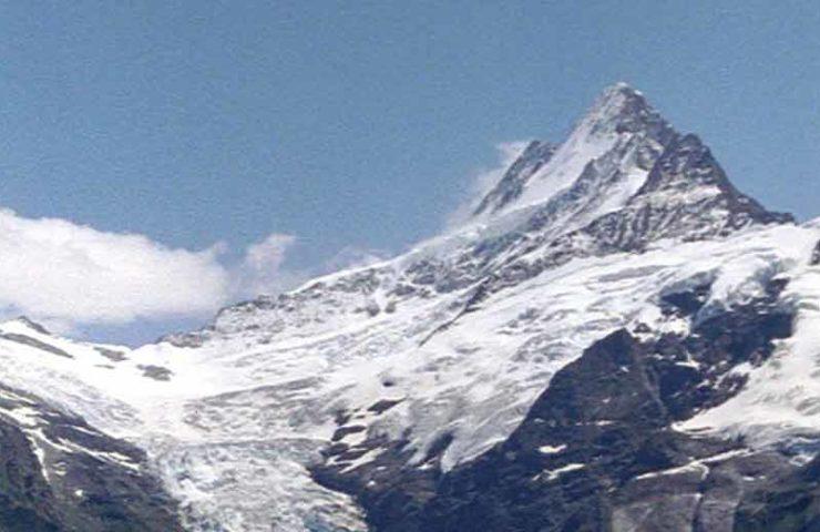 Alpinista herido de muerte en el Schreckhorn