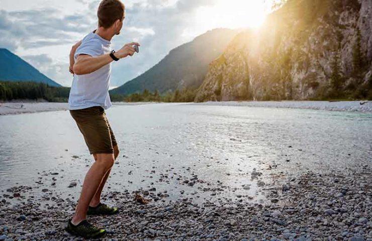 Der kleinste und leichteste Schuh für Sessions am Fels: Pure Freedom von Meindl