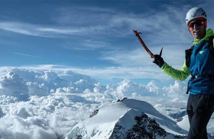 Neuer Speedrekord: Andy Steindl läuft vom tiefsten bis zum höchsten Punkt der Schweiz