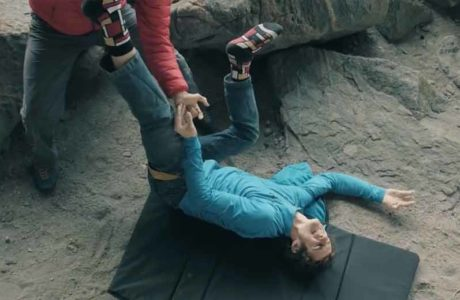 Visualization: With this method you increase your climbing level significantly