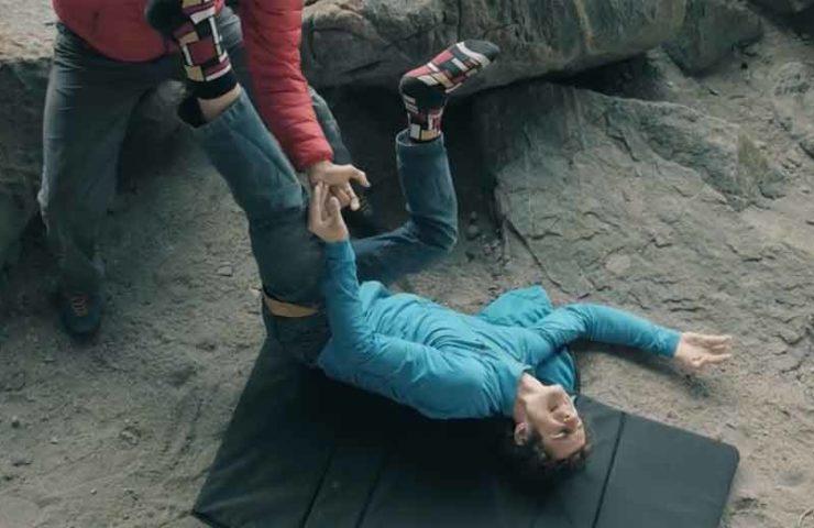 Visualisierung: Mit dieser Methode erhöhst du dein Kletterniveau deutlich