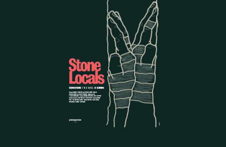 Estreno de la película: Stone Locals - El alma de la escalada en roca