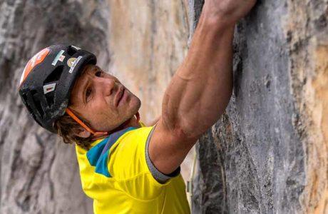 Interview Roger Schaeli über die Begehung von Merci La Vie an der Eiger Nordwand