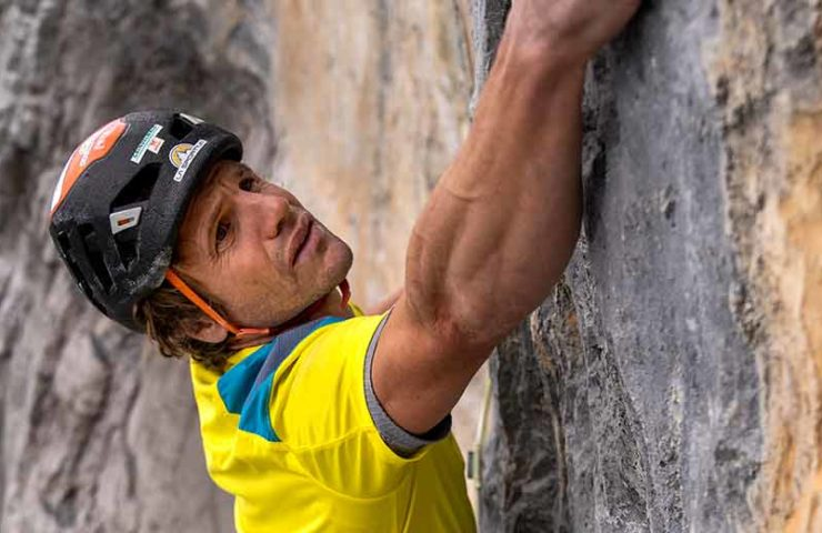 Interview Roger Schaeli about the ascent of Merci La Vie on the Eiger north face