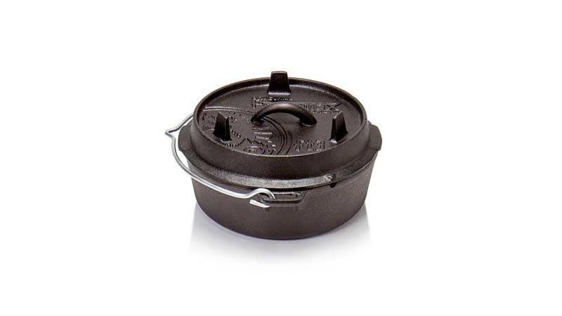 Dutch Oven for Spark Gourmets