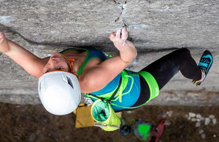 How does climbing affect the climate?