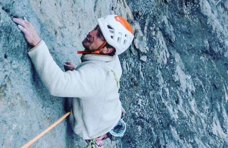 Nico Favresse und Sébastien Berthe klettern die schwerste Eigerroute an einem Tag