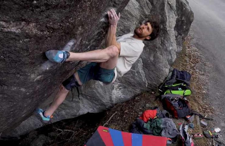 US bouldering power in Ticino: Video I Mostri published