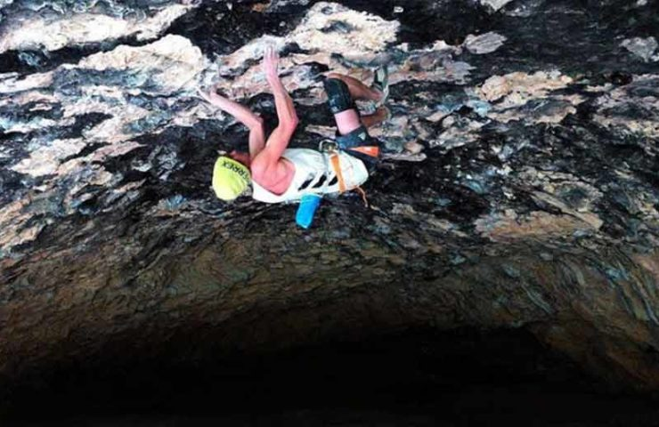 Dave Graham scores 9b Route Ali Hulk Sit Start Extension Total