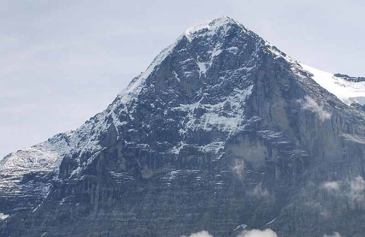 The north face of the Eiger is far from being obsolete