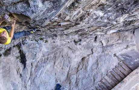 Jakob Schubert flying high: 8c + flash, 8c onsight and more