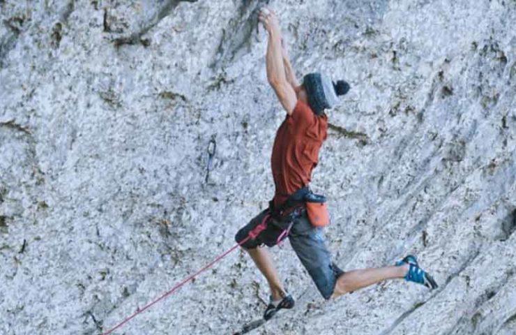 Sébastien Bouin: First ascent of Beyond Integral (9b / +)