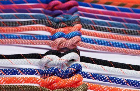 Seilsammel-Aktion Close the Loop: Bereits 758 Kilogramm Seile gesammelt
