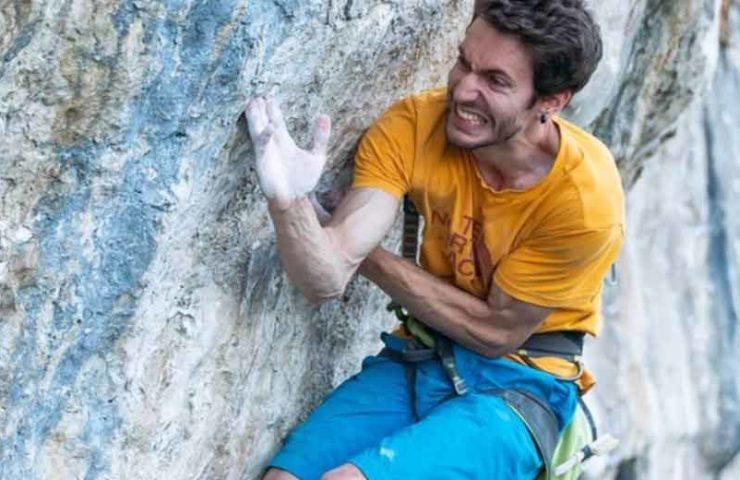 9a+ Schritt für Schritt mitfiebern! Stefano Ghisolfi in The Bow
